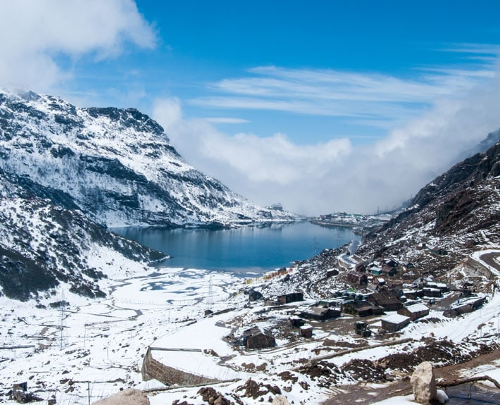 Tsongmo Lake, Sikkim, Adventure
